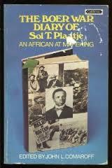 the boer war diary sol t plaatje