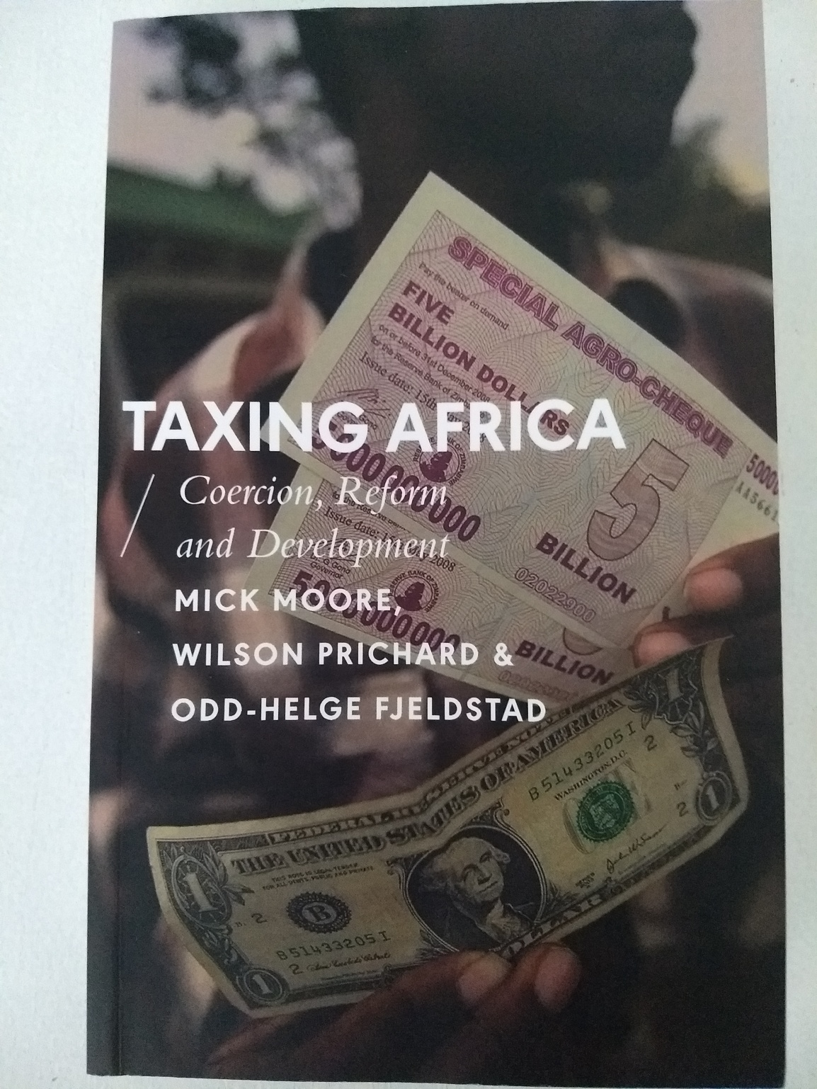 review of TAXING AFRICA