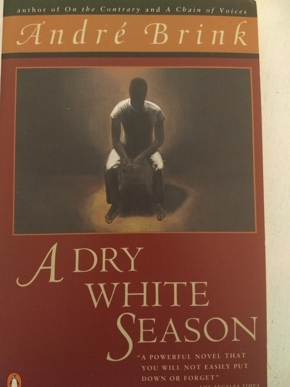 Review A DRY WHITE SEASON