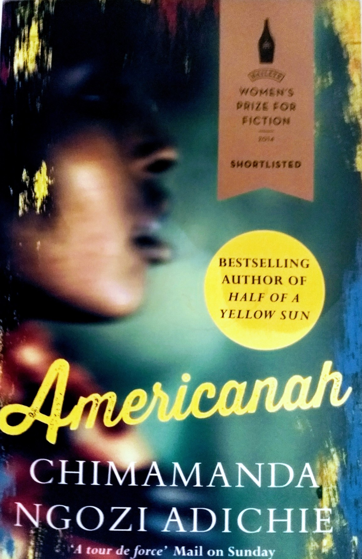 Review AMERICANAH