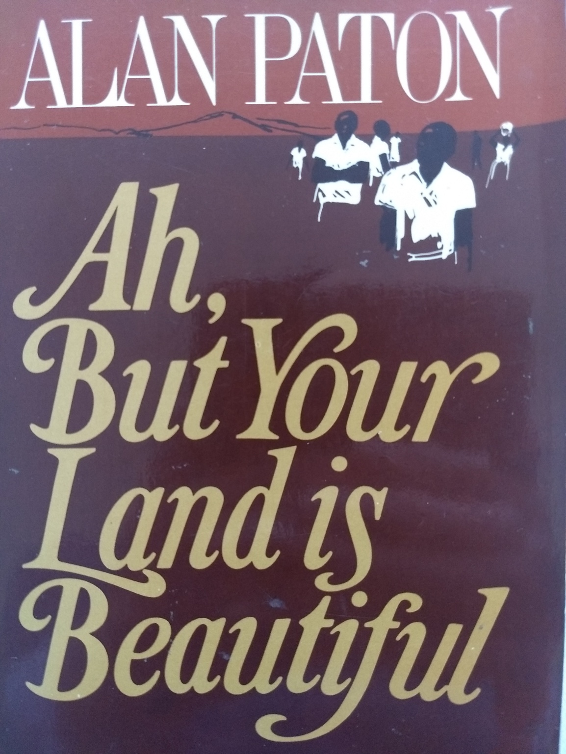 review AH, BUT YOUR LAND IS BEAUTIFUL