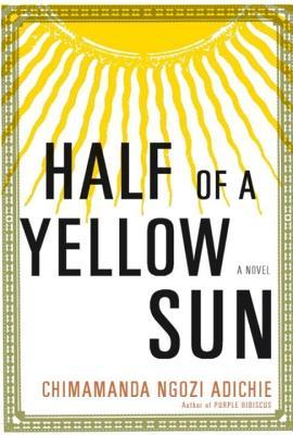 review HALF OF A YELLOWSUN